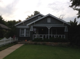 New remodel with special attention paid to Craftsman style.